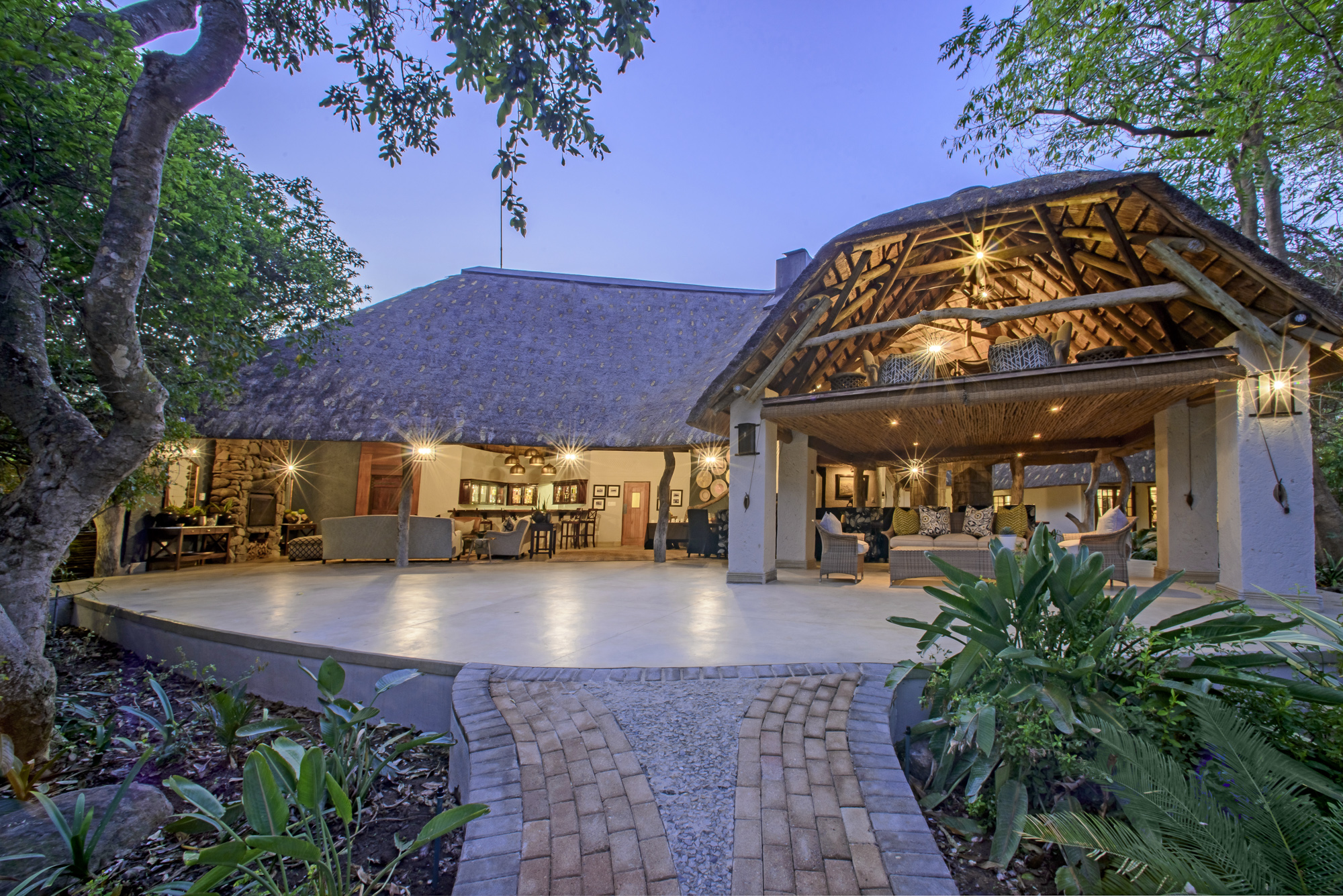 Savanna Main lodge